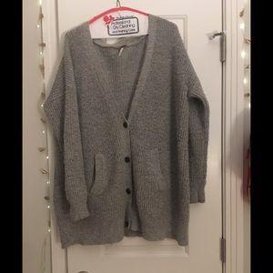 Free People sweater/jacket
